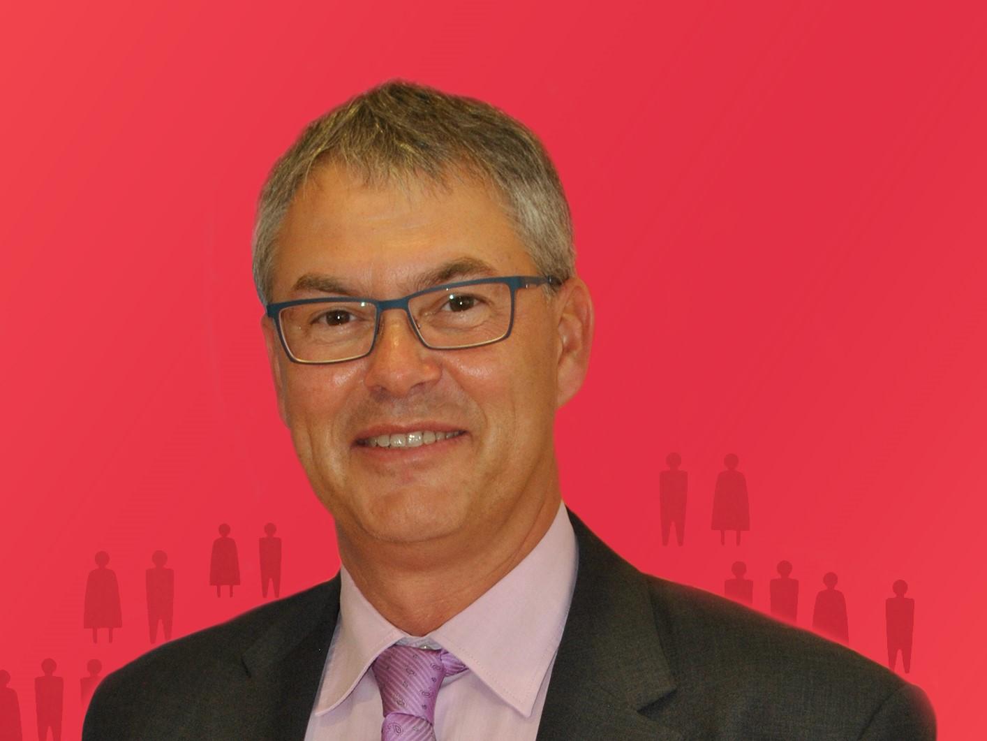 Generalsekretär Stephan Buttgereit