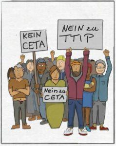 CETA-Button
